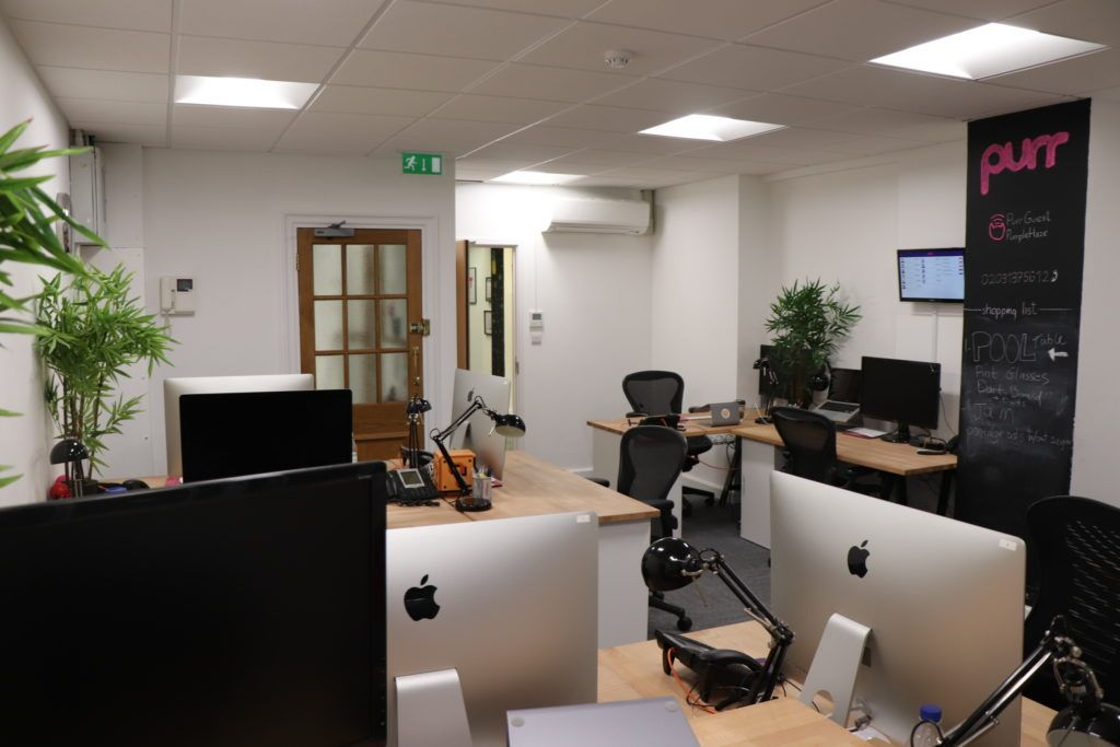 London Office - Development office (another view)
