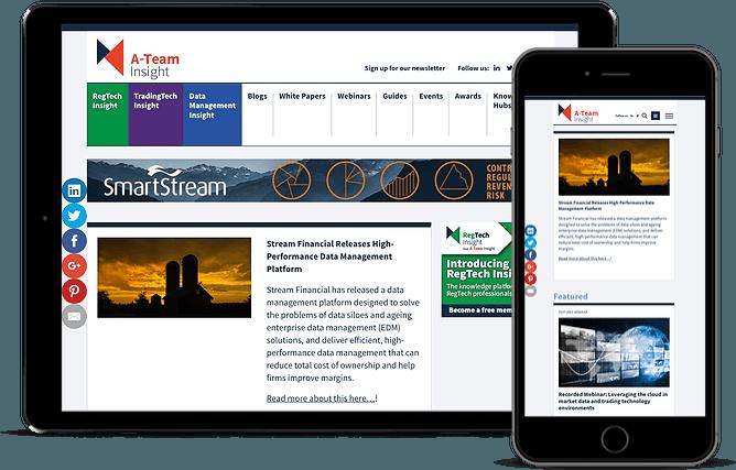 A Team Insight WordPress web development