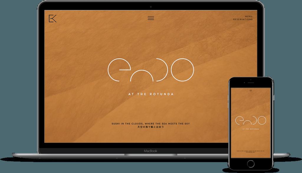 Endo at the Rotunda WordPress web development