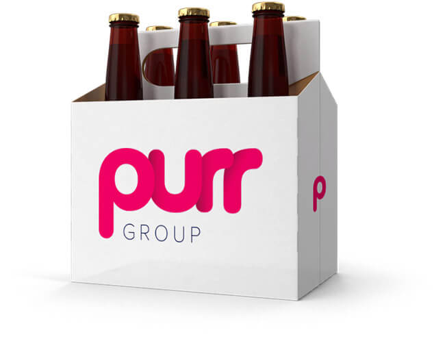 Purr development agency - beers