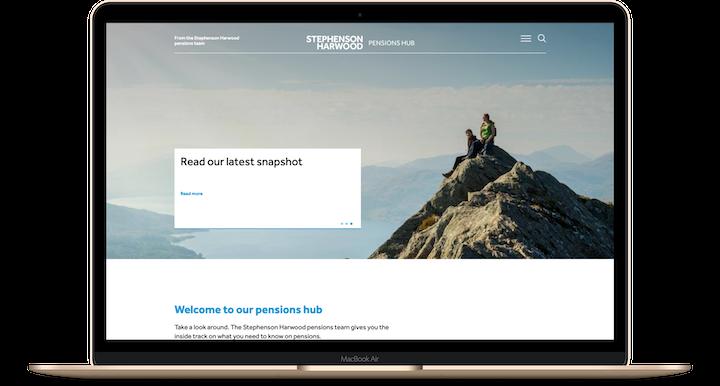 Stephenson Harwood Pensions Hub