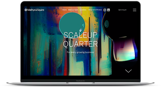 Scaleup Quarter