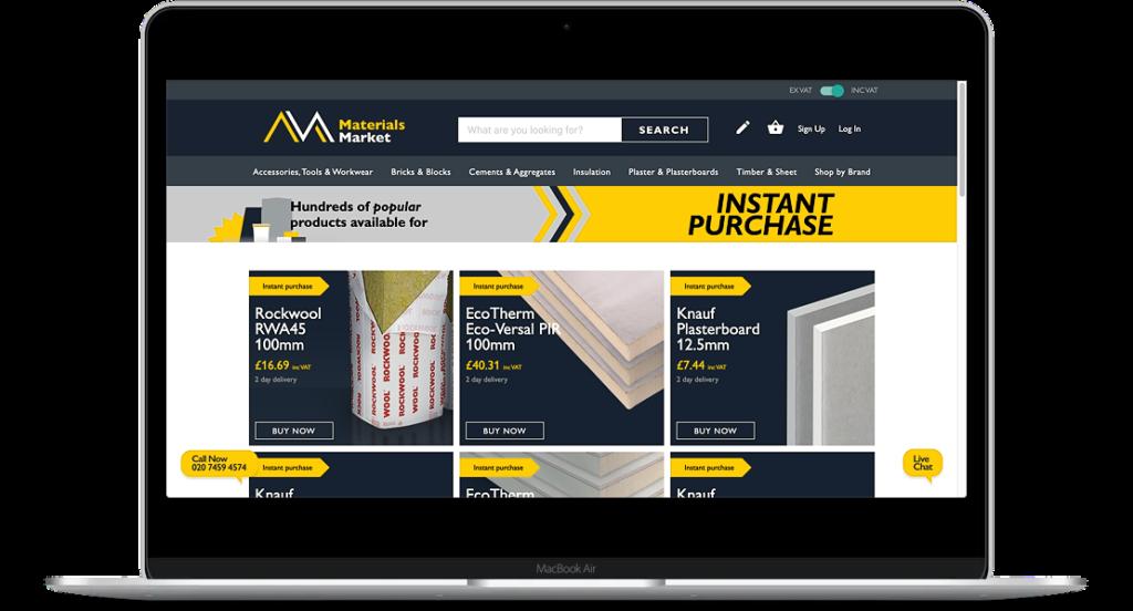 Materials Market